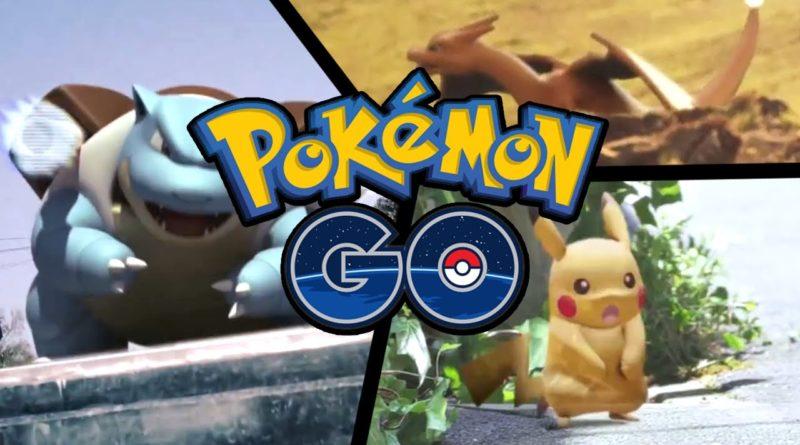 Интересные факты о Pokemon Go