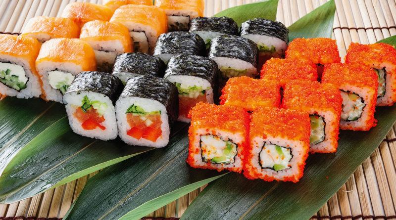 Вредно ли есть суши?