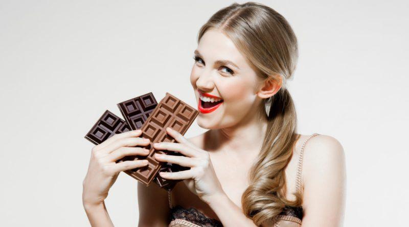 Вред и польза шоколада