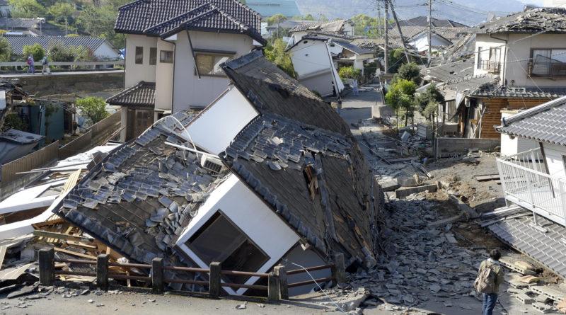 Как выжить при землетрясении