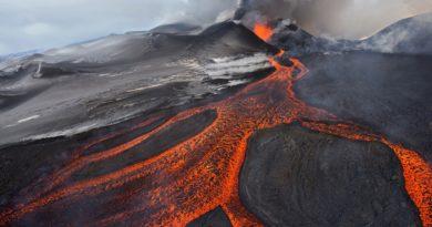 Самые опасные вулканы