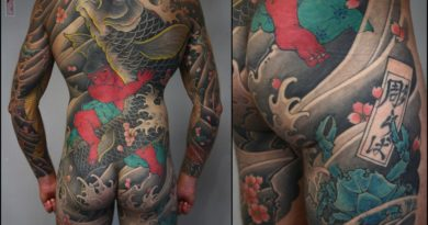 Вред татуировок