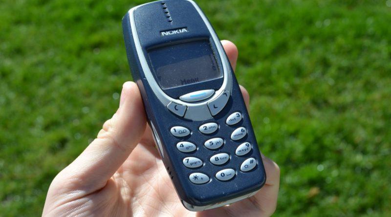 Культовые телефоны 90-х