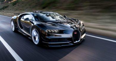 Самая быстрая машина в мире 2016