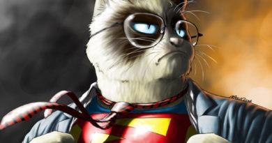 Животные с суперспособностями