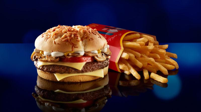 Необычные блюда из Макдоналдса
