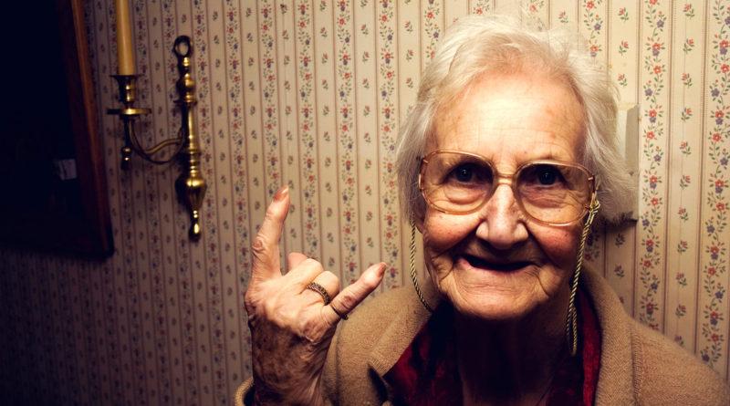 Почему люди стареют