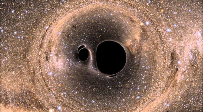 Что такое черные дыры