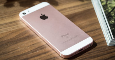 Интересные факты о Iphone SE