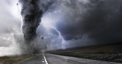 Самые страшные ураганы