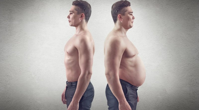 Почему худой или толстый