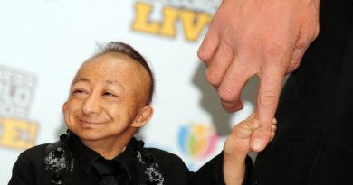 Самый маленький человек мира
