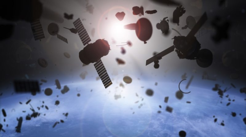Чем опасен космический мусор