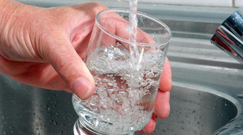 Вред воды из-под крана