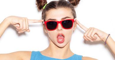 Польза солнцезащитных очков