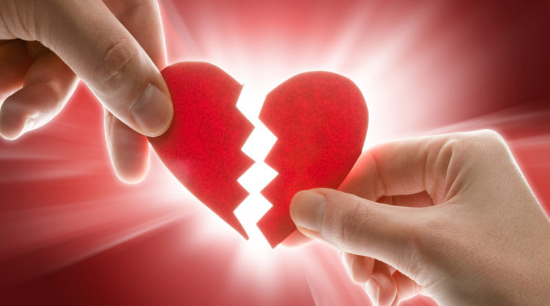 Разбитое сердце. Реально ли разбить сердце?