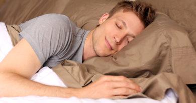 Крепкий сон или как правильно спать