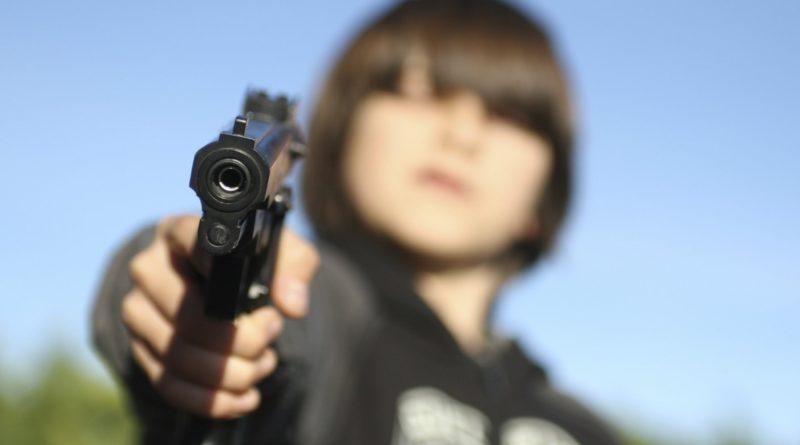 Школьный терроризм