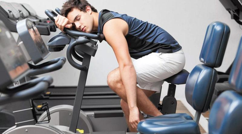 Похмелье и занятия спортом