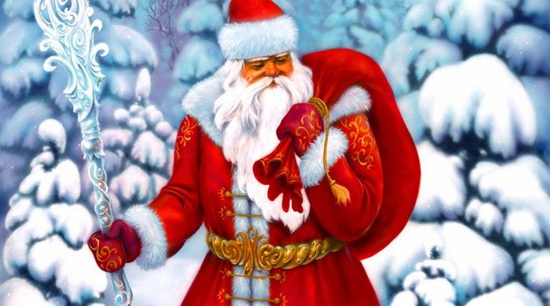 История Нового года и Рождества
