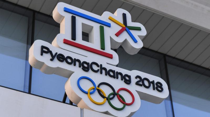 Зимняя Олимпиада в Корее 2018