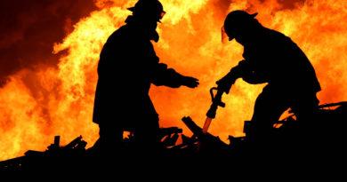 Самые страшные пожары 20 века