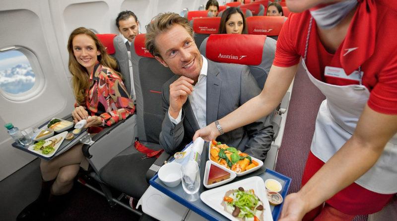 Почему еда в самолете невкусная