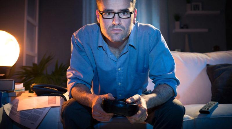 Вред компьютерных игр