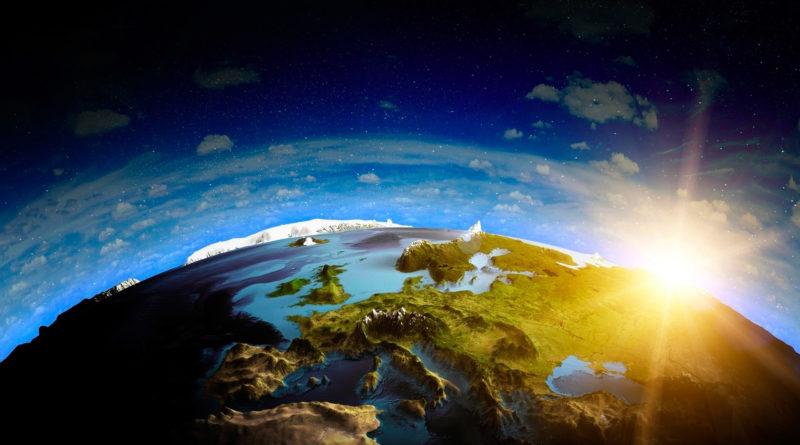Глобальное потепление 2018