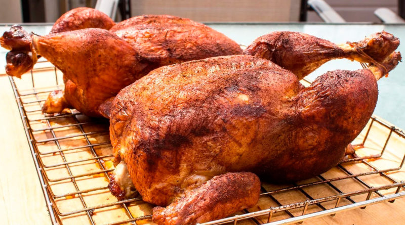 Курица-гриль опасна для здоровья!