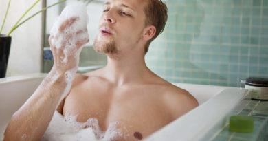 Можно ли часто мыться?